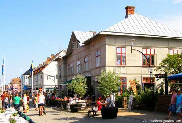 Borgholm, Öland.
