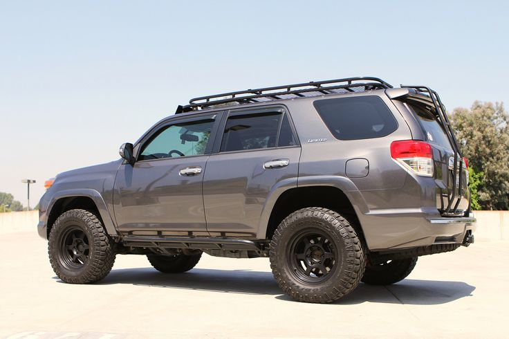 Full Length Roof Racks By Drabbits | 4runner | Pinterest | Roof Rack,  Offroad And Jeeps