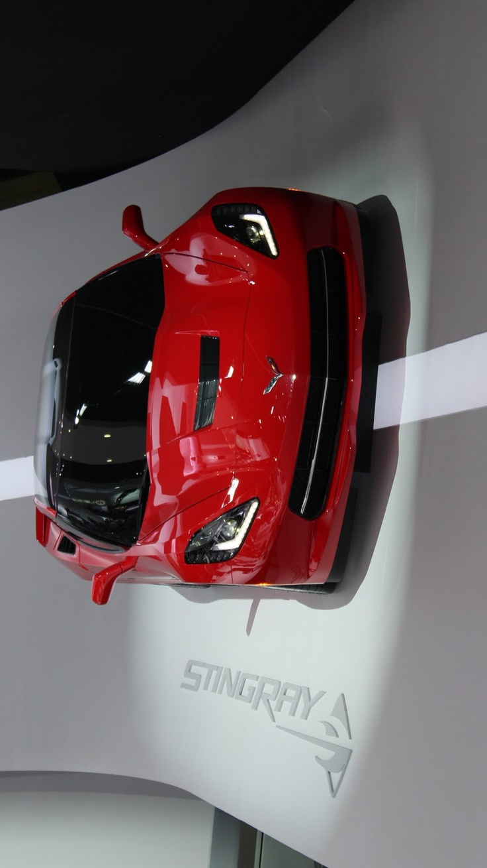 My dream car.. 2014 Chevrolet Stingray.