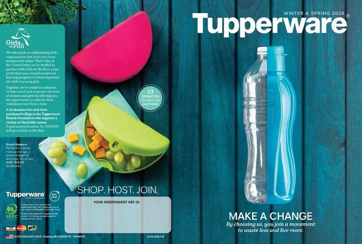 Winter/Spring 2020 Catalog https//adalton.my.tupperware