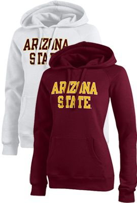 Arizona State University Women's Sport Hooded Sweatshirt | Arizona State University