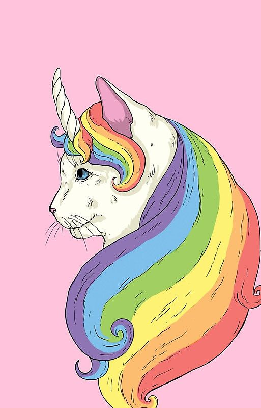 The Damn Elusive Cat Unicorn
