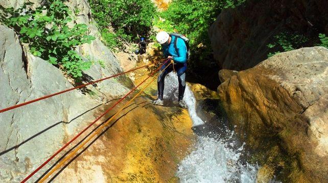 Mountain adventure in Europe's most pristine ecosystem   Mountain adventure, Active mountain holiday   Combadi  #biking #Greece