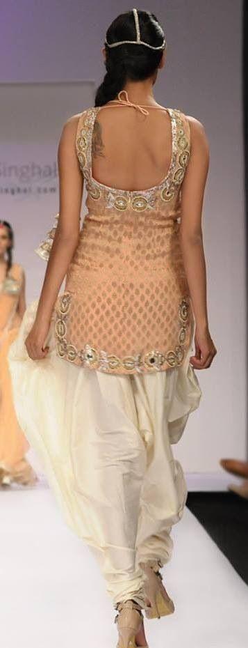 Gorgeous, love the colors and simplicity(pajami style) (Sangeet/chura/ nanke/ mayan2)