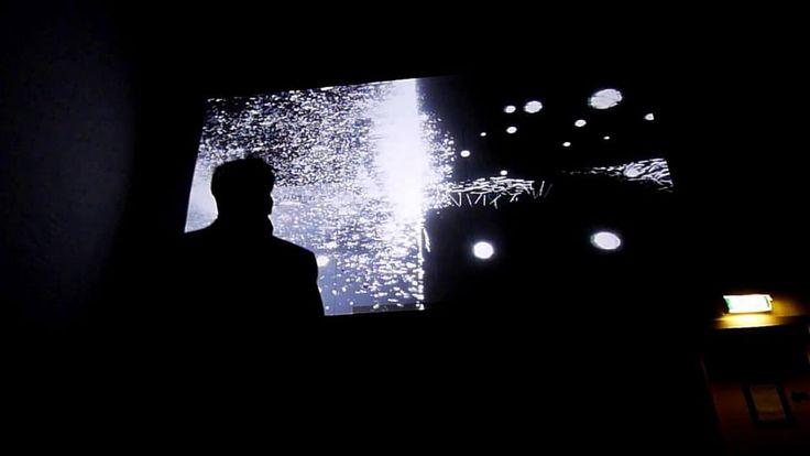 Threshold - Freemote Festival - [vvvv + Kinect] on Vimeo