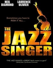 The Jazz Singer is a terrific movie. I always thought it was a great way to see Neil Diamond in concert.