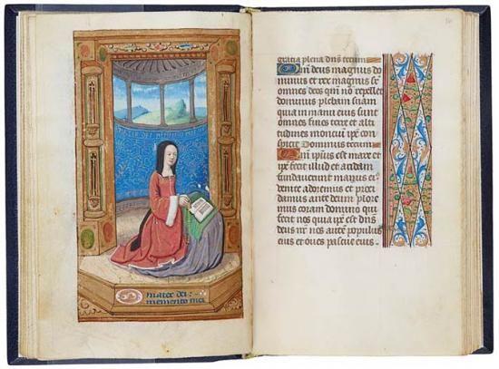 Portraits in Prayer Books
