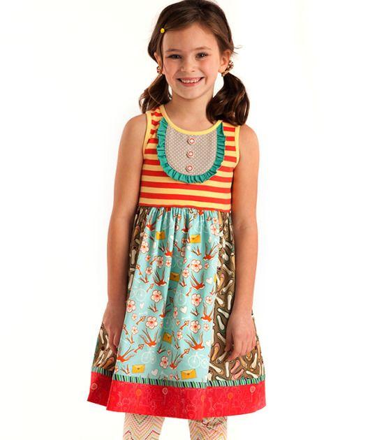 Matilda Jane Ode To Shoes Tank Dress