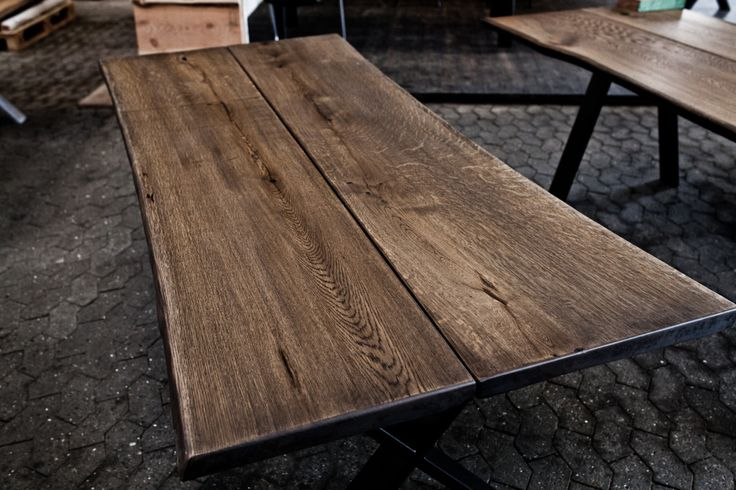 ege plankeborde, plankeborde, langborde, planker, egeplanker, egetræ, design » Plankeborde – klar til salg (20% rabat)