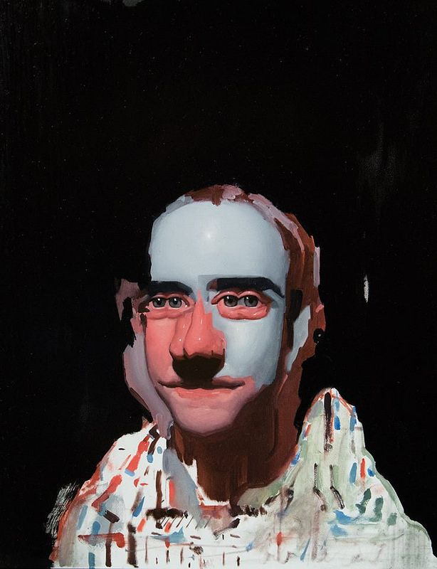 Emilio Villalba's Vivid, Dissonant Portraits