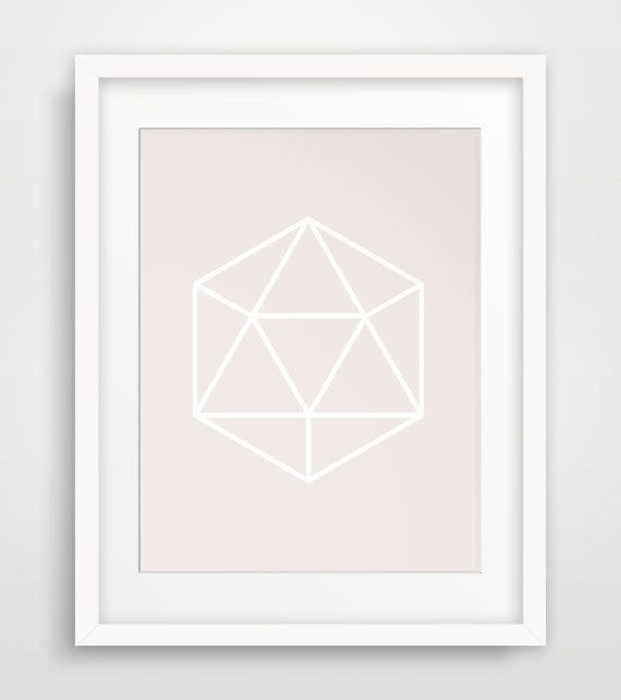 Hey, I found this really awesome Etsy listing at https://www.etsy.com/listing/205213688/pink-wall-decor-pink-geometric-pink