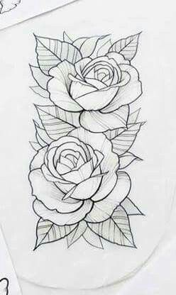 A Rose for a Rose | artistic | Tattoos, Tattoo drawings, Tattoo designs