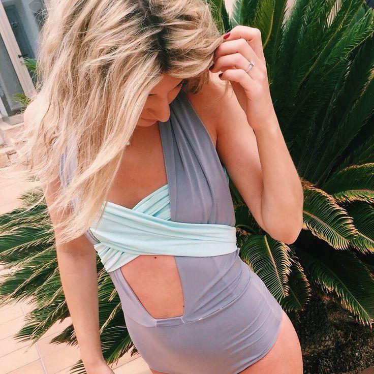 'ROSANNA' Multiway Swimsuit 4