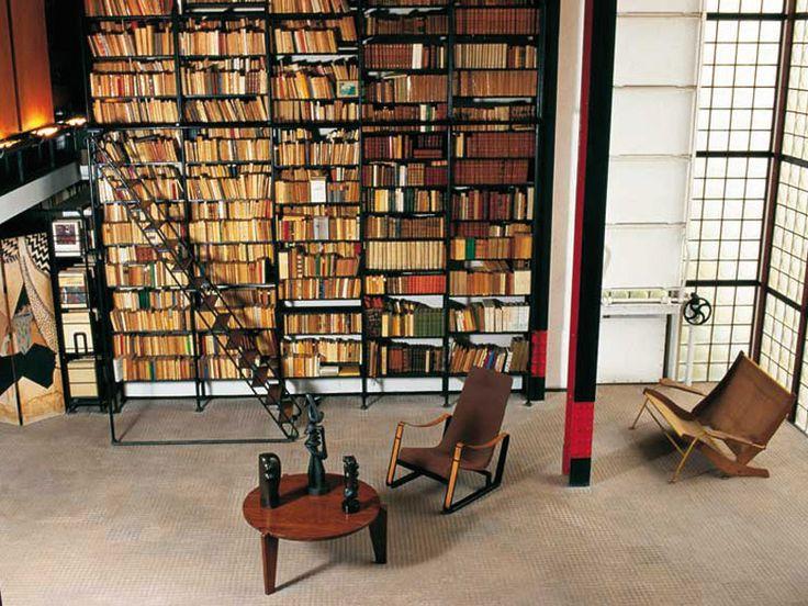 la maison de verre pierre chareau jean prouv 1932. Black Bedroom Furniture Sets. Home Design Ideas