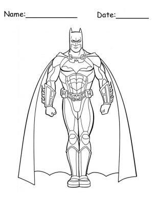 The 25 Best Batman Coloring Pages Ideas On Pinterest