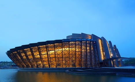 Wuzhen Theatre | Kris Yao and Artech Architects