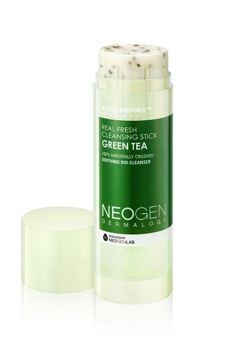 Neogen Real Fresh Green Tea Cleansing Stick - Cosmopolitan.com