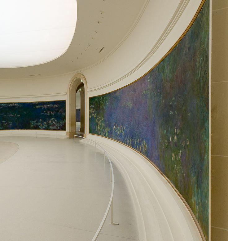 50 Best Musee De L U0026 39 Orangerie Images On Pinterest