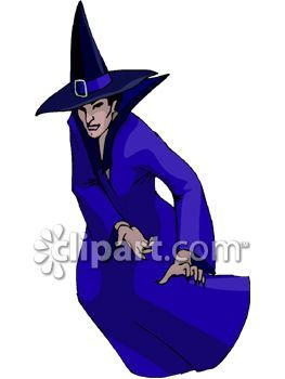Halloween and witch clipart image | Clipart.com