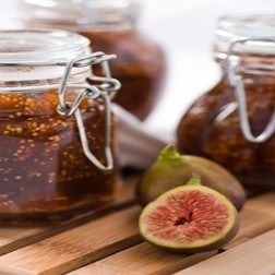 A pretty looking Fig Jam Recipe. You can add a teaspoon of cinnamon to this recipe for a twist. Baking Mad