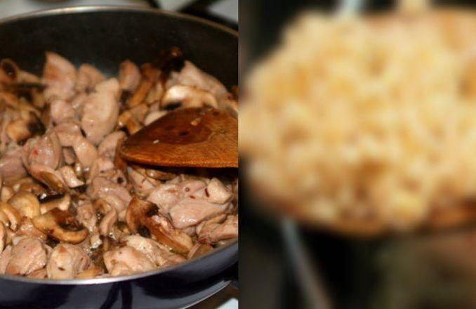 Dusené mäso s krúpami - Receptik.sk