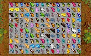 Jouez gratuitement à Butterfly Kyodai sur cette page! Un beau petit mahjong où c'est des papillons que vous devrez libérer! Cliquez sur les paires de papi...