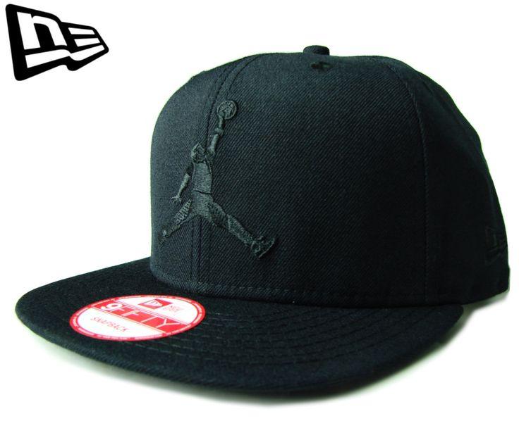 (ニューエラ) NEW ERA 9FIFTY AIR JORDAN スナップバック ブラック<IM>【newera】【帽子】【NBA】【snap back】【snapback】【logo】【黒】【シカゴ・ブルズ】【マイケル・ジョーダン】【23】