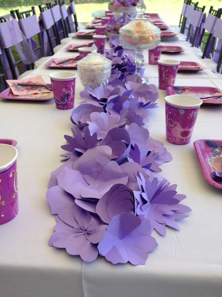Sofia the First Birthday Party Ideas | Photo 8 of 9 | Catch My Party