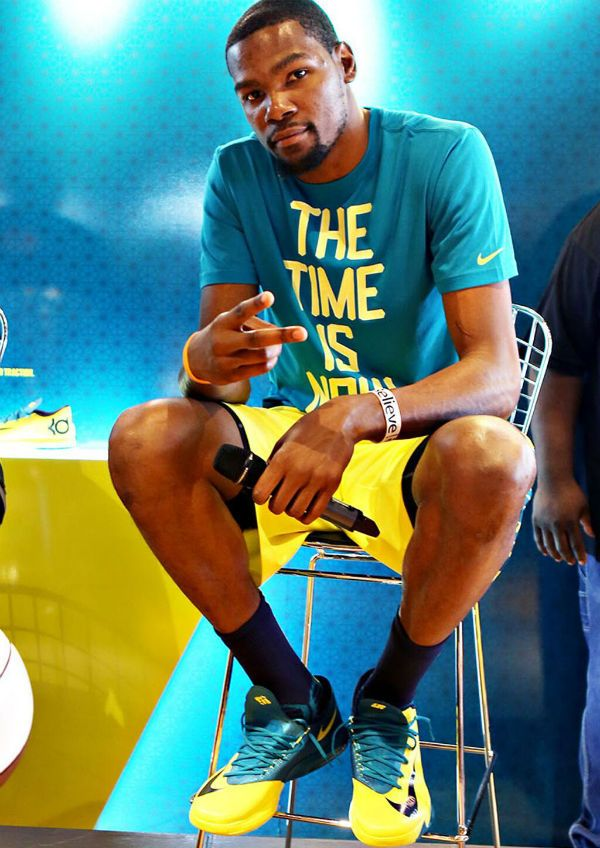 KEVIN DURANT :: The Fab Empire