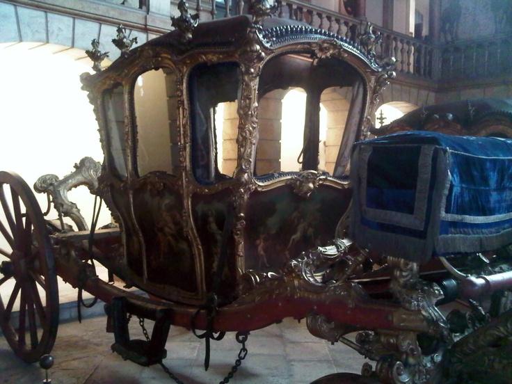 Coach Museum, Rococo-style