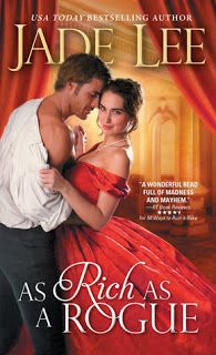 WiLoveBooks: Historical Romance Review: As Rich As A Rogue by J...
