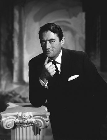 Gentlemen (the wonderful Gregory Peck makes a great example <3)