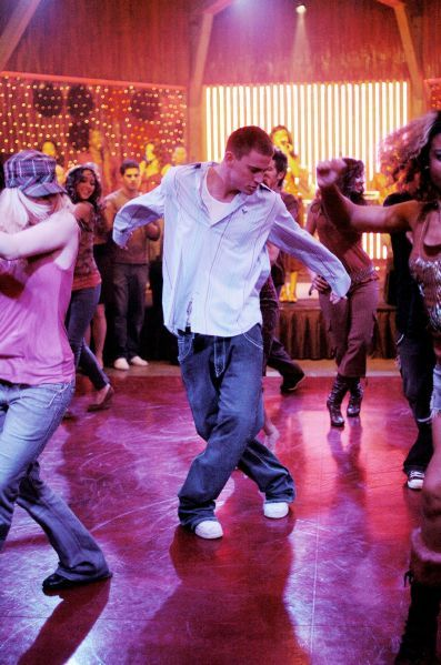 Sexy Dance (Step Up), Channing Tatum © 2006 Universal Studios. All Rights Reserved