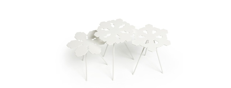Snowflakes by offecct