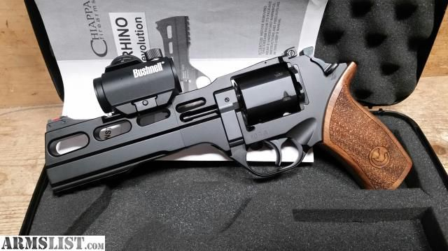"""ARMSLIST - For Sale/Trade: Chiappa Rhino 60DS .357 Magnum 6"""""""