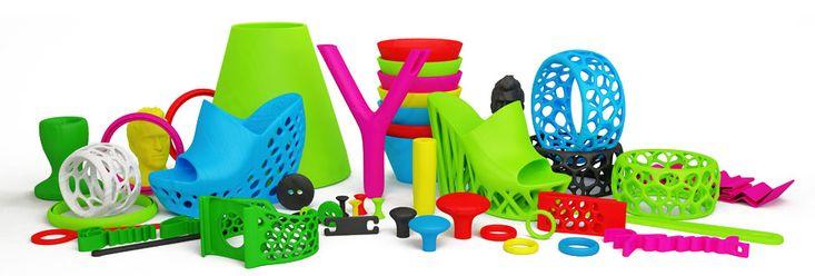 25 creation overview: Cubifi 3D, Prints Inspiration, 3D Printers Very, 3D Prints, Printer 1299, Printer Exemplars