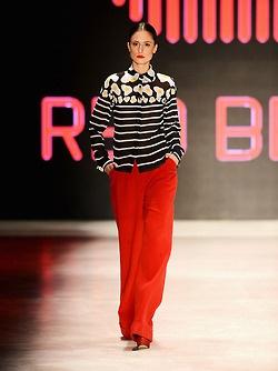 RED BEARD by Tanju Babacan  Model: Ezgi Bozkurt