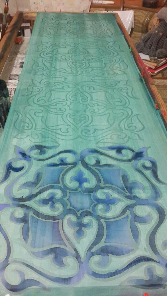 2342 best Batik Silk painting Tie dye Inspirations images on