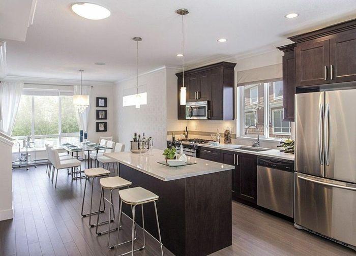 ▷ 1001 + ideas sobre decoración de cocinas con isla | Architecture ...
