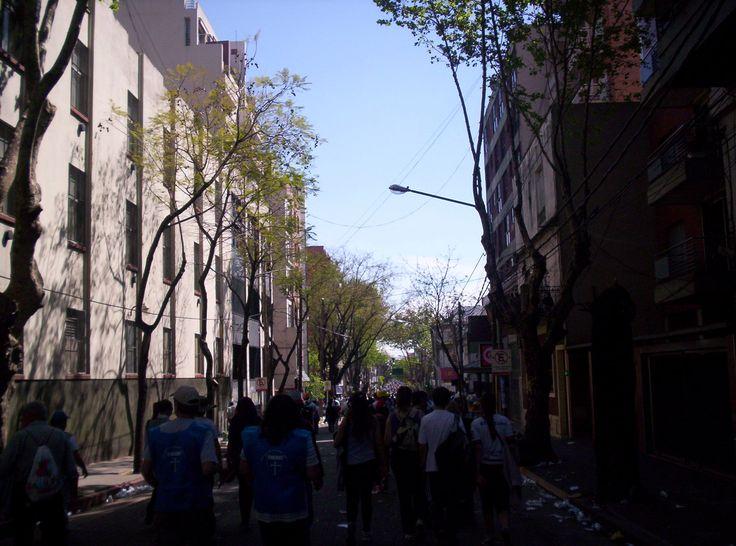 Caminando Peregrinos !!! Walkng Pilgrims !!!
