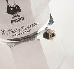 Bialetti Industrie Moka Express - The Original One