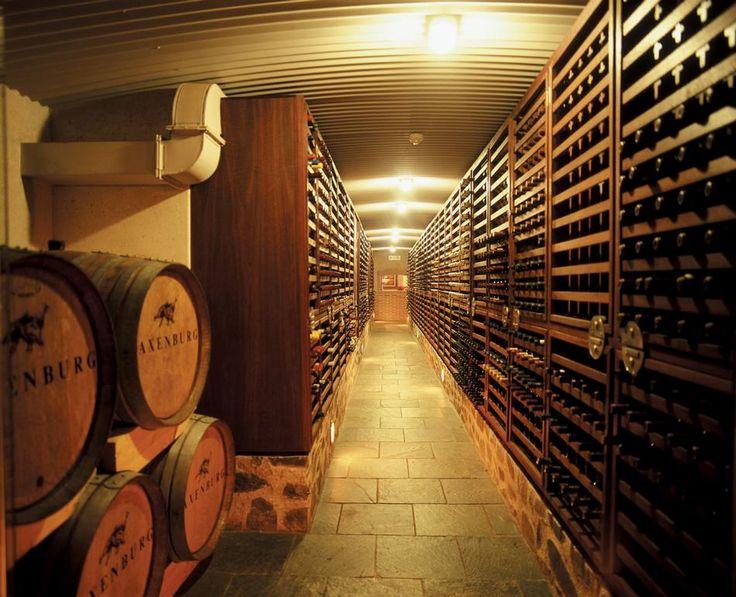 Cape Grace Bascule Wine Cellar