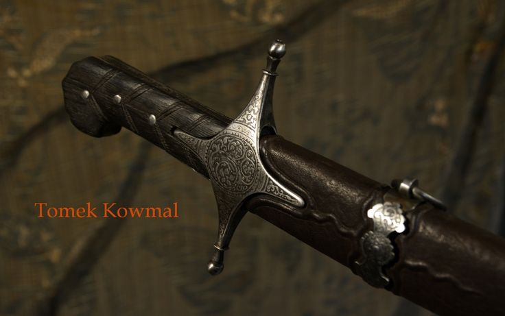 Tomek Kowmal - blacksmithing.