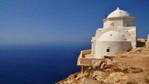 Ο τρομακτικότερος βράχος του κόσμου βρίσκεται στο Αιγαίο- Το νησί που δημιούργησε ο Απόλλωνας (εικόνες-βίντεο)