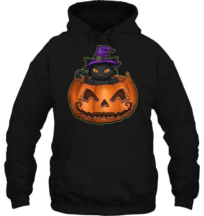 Halloween Lantern Funny Gift Womens Hoodie