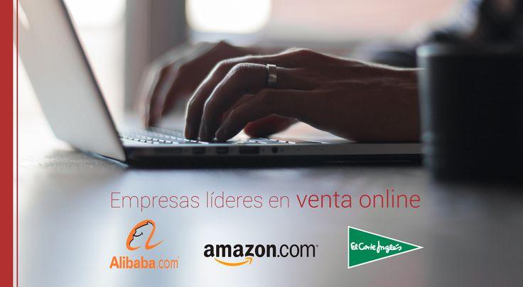 La venta online está claramente asentada en la mayoría de países desarrollados. En el caso de España la empresa líder es Amazon.