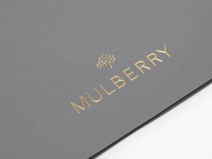 Mulberry: Classic & Contemporary