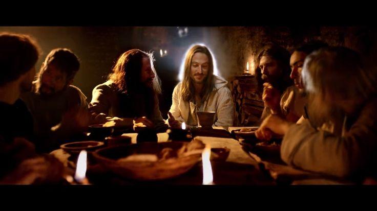 """Bei Ivory Productions verwandelt Jesus für Ducati """"Wein zu Wasser"""""""