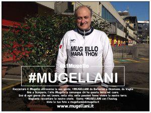 Correre è sempre stata la passione di famiglia, tanto da prendere il testimone lasciato dal padre per l'organizzazione e la crescita della più antica Maratona d'Italia, la Maratona del Mugello.