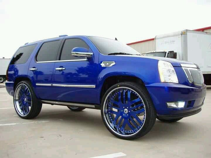 Pimped Out Cars and Trucks | Pimped out Suv